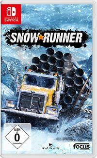 Hier klicken, um das Cover von Snowrunner (Switch) zu vergrößern