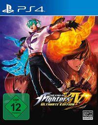 Hier klicken, um das Cover von The King of Fighters XIV Ultimate Edition (Ps4) zu vergrößern