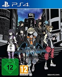 Hier klicken, um das Cover von NEO: The World Ends with You (PS4) zu vergrößern