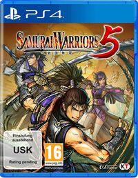 Hier klicken, um das Cover von Samurai Warriors 5 (PS4) zu vergrößern
