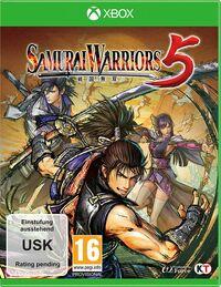 Hier klicken, um das Cover von Samurai Warriors 5 (Xbox One) zu vergrößern