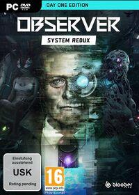 Hier klicken, um das Cover von Observer: System Redux (PC) zu vergrößern