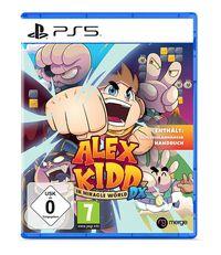 Hier klicken, um das Cover von Alex Kidd in Miracle World DX (PS5) zu vergrößern
