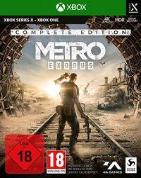 Hier klicken, um das Cover von Metro Exodus Complete Edition (Xbox Series X) zu vergrößern