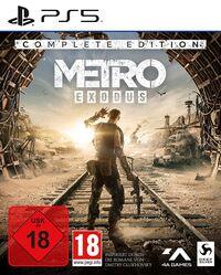 Hier klicken, um das Cover von Metro Exodus Complete Edition (Ps5) zu vergrößern