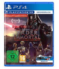 Hier klicken, um das Cover von Vader Immortal: A Star Wars VR Series (PS4) zu vergrößern