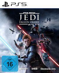 Hier klicken, um das Cover von STAR WARS JEDI: FALLEN ORDER (PS5) zu vergrößern