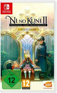 Hier klicken, um das Cover von Ni no Kuni 2: Schicksal eines Koe~nigreichs (Switch) zu vergrößern