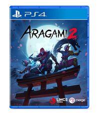 Hier klicken, um das Cover von Aragami 2 (PS4) zu vergrößern