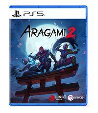 Hier klicken, um das Cover von Aragami 2 (PS5) zu vergrößern