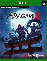 Hier klicken, um das Cover von Aragami 2 (Xbox One) zu vergrößern