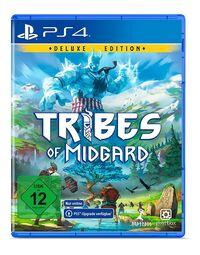 Hier klicken, um das Cover von Tribes of Midgard Deluxe Edition (PS4) zu vergrößern