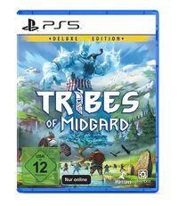 Hier klicken, um das Cover von Tribes of Midgard Deluxe Edition (Ps5) zu vergrößern