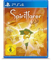 Hier klicken, um das Cover von Spiritfarer (PS4) zu vergrößern