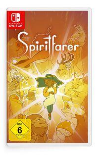 Hier klicken, um das Cover von Spiritfarer (Switch) zu vergrößern