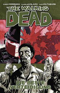 Hier klicken, um das Cover von The Walking Dead 5: Die beste Verteidigung zu vergrößern