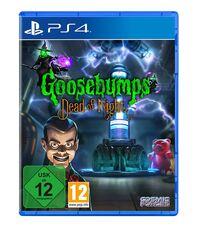 Hier klicken, um das Cover von Goosebumps Dead of Night (Switch) zu vergrößern