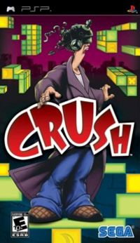 Hier klicken, um das Cover von Crush zu vergrößern