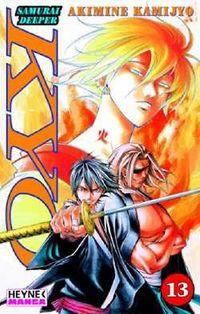 Hier klicken, um das Cover von Samurai Deeper Kyo 13 zu vergrößern