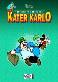 Hier klicken, um das Cover von Heimliche Helden 6: Kater Karlo zu vergrößern