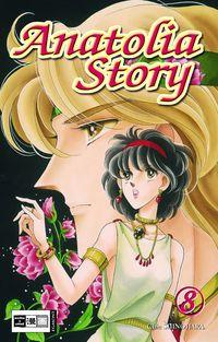 Hier klicken, um das Cover von Anatolia Story 8 zu vergrößern