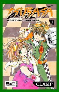 Hier klicken, um das Cover von Tsubasa RC 11 zu vergrößern
