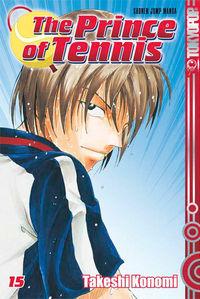 Hier klicken, um das Cover von The Prince Of Tennis 15 zu vergrößern