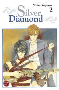 Hier klicken, um das Cover von Silver Diamond 2 zu vergrößern
