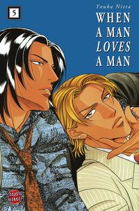 Hier klicken, um das Cover von When A Man Loves A Man 5 zu vergrößern