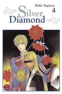 Hier klicken, um das Cover von Silver Diamond 4 zu vergrößern