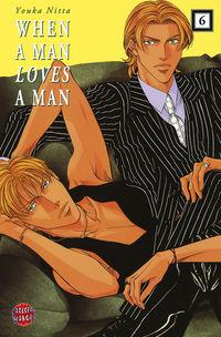 Hier klicken, um das Cover von When A Man Loves A Man 6 zu vergrößern