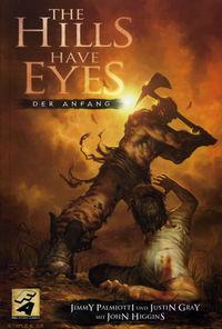 Hier klicken, um das Cover von The Hills have Eyes: Der Anfang zu vergrößern