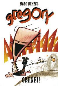 Hier klicken, um das Cover von Gregory 2: Obenei zu vergrößern