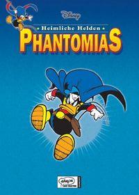 Hier klicken, um das Cover von Disneys Heimliche Helden 2: Phantomias zu vergrößern