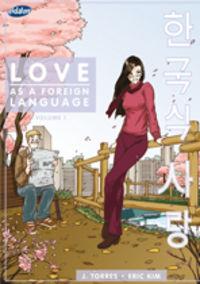 Hier klicken, um das Cover von Love As A Foreign Language 1 zu vergrößern