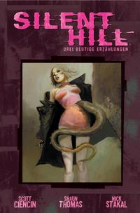 Hier klicken, um das Cover von Silent Hill: Drei blutige Erzae~hlungen zu vergrößern