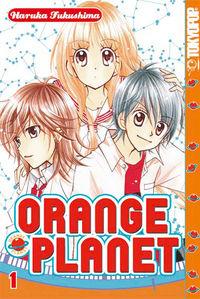 Hier klicken, um das Cover von Orange Planet 1 zu vergrößern