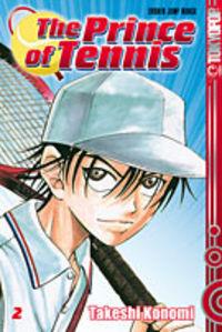 Hier klicken, um das Cover von The Prince Of Tennis 2 zu vergrößern