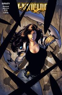 Hier klicken, um das Cover von Witchblade Neue Serie 56 zu vergrößern