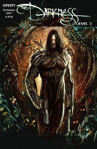 Hier klicken, um das Cover von The Darkness Level 1 zu vergrößern