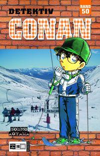 Hier klicken, um das Cover von Detektiv Conan 50 zu vergrößern