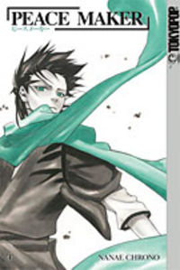 Hier klicken, um das Cover von Peace Maker 4 zu vergrößern