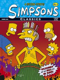 Hier klicken, um das Cover von Simpsons Classice 6 zu vergrößern