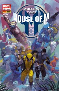 Hier klicken, um das Cover von House Of M 2 (von 4) zu vergrößern