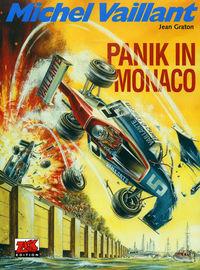 Hier klicken, um das Cover von Michel Vaillant 47: Panik in Monaco zu vergrößern