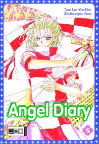Hier klicken, um das Cover von Angel Diary 5 zu vergrößern