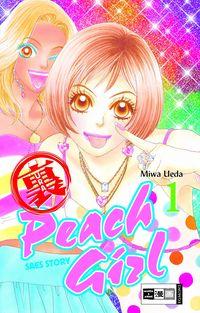 Hier klicken, um das Cover von Ura Peach Girl 1 zu vergrößern