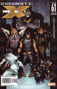 Hier klicken, um das Cover von Die Ultimativen X-Men 32 zu vergrößern