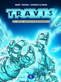 Hier klicken, um das Cover von Travis 4 zu vergrößern