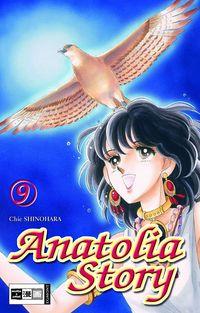 Hier klicken, um das Cover von Anatolia Story 9 zu vergrößern